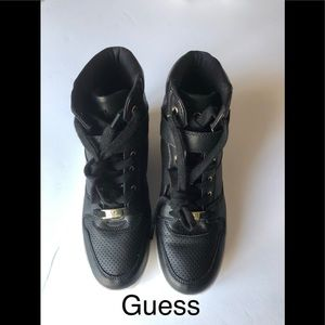 G by Guess  high top sneakers size8  ,